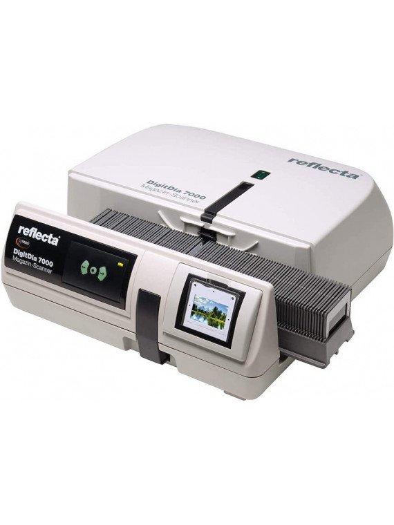 Location scanner à diapositives Reflecta DigitDia 7000 | Scanner Photo - Film - Diapo | 29,00€