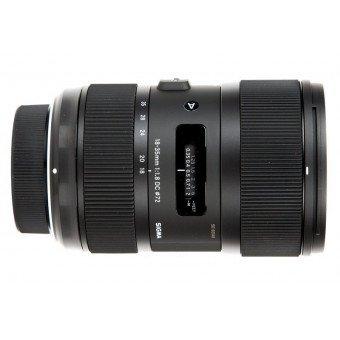 Sigma 18-35 mm f/1,8 DC HSM - Art - Monture Nikon Grand Angle