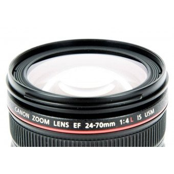 Canon 24-105 mm f/4 L IS USM | Objectif Canon EF | 17,00 €