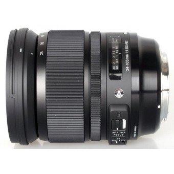 Sigma 85 mm f/1,4 EX DG HSM - Monture Nikon Standard