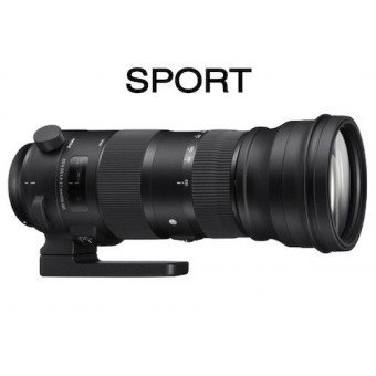 Sigma 150-600 mm f/5-6,3 DG OS HSM Sports - Monture Nikon Téléobjectif