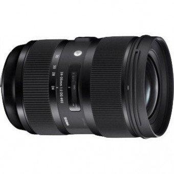 Sigma 24-35 mm f/2 DG HSM Art - Monture Nikon Standard